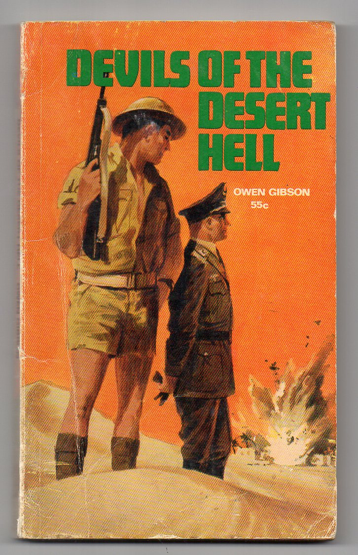 Image for Devils of the Desert Hell