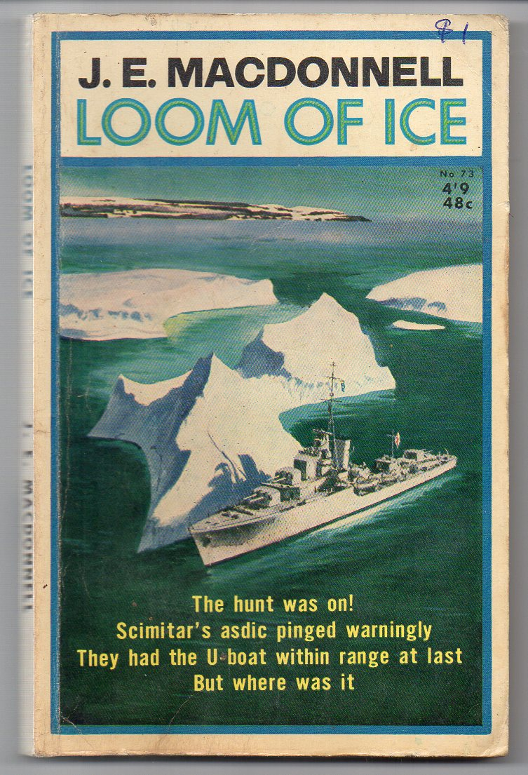 Image for Loom of Ice [#73]