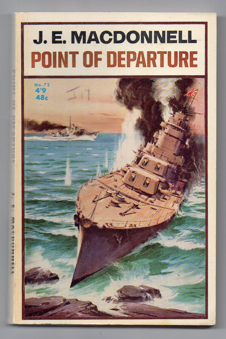 Image for Point of Departure [#72]