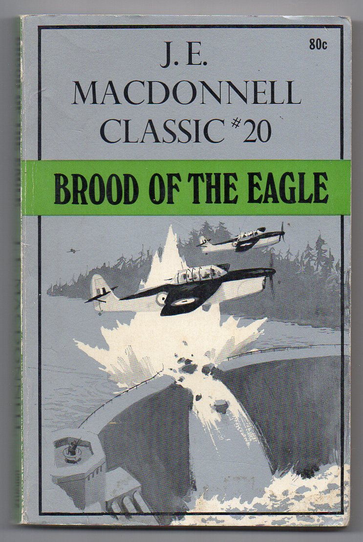 Image for Brood of the Eagle