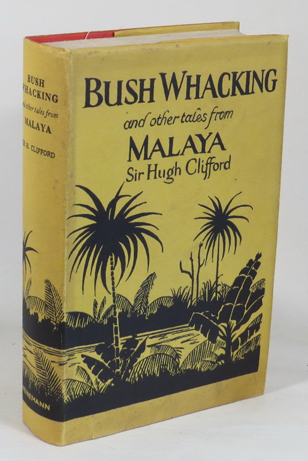 Image for Bush-Whacking and Other Asiatic Tales and Memories
