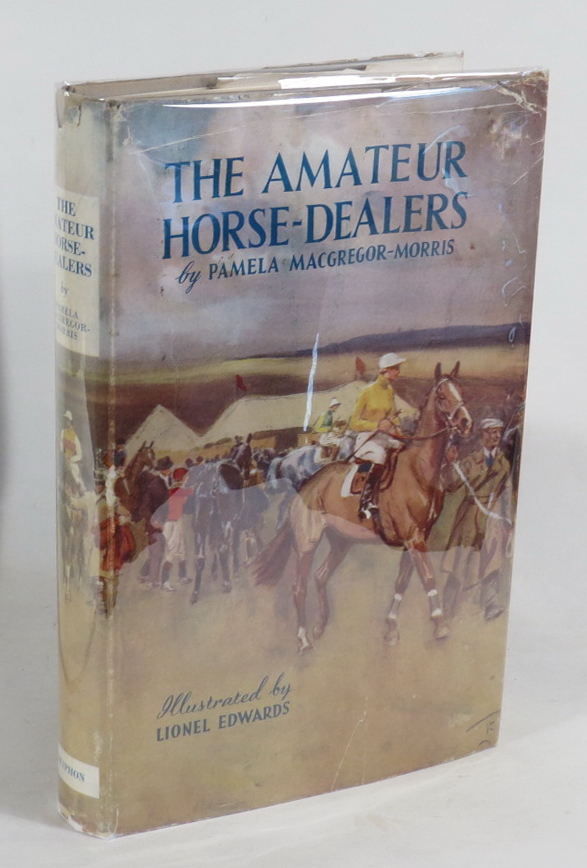 Image for The Amateur Horse-Dealers