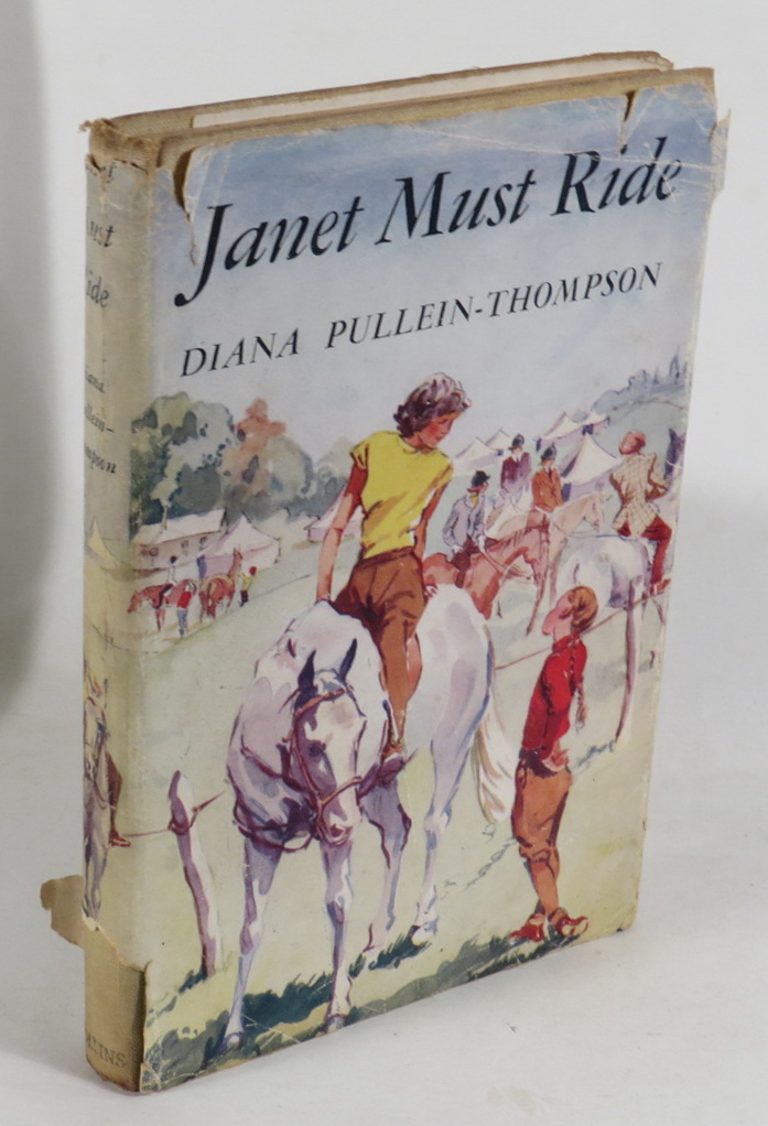 Image for Janet Must Ride