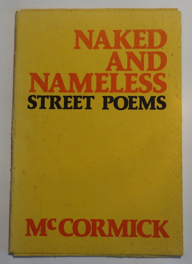 Image for Naked and Nameless - Street Poems