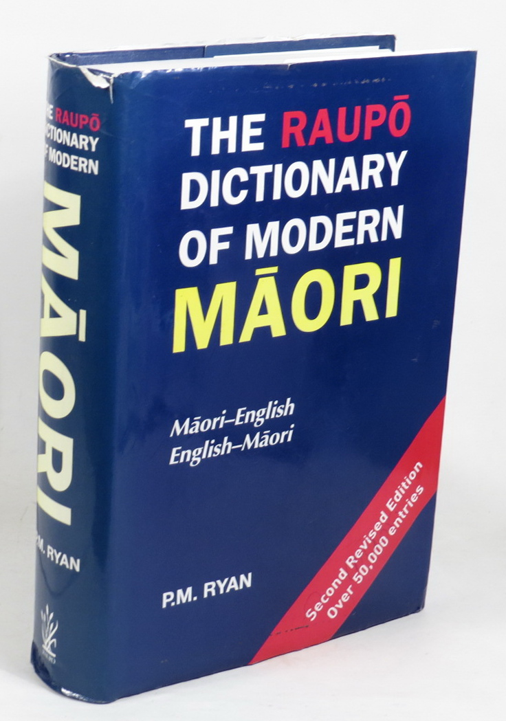 Image for The Raupo Dictionary of Modern Maori