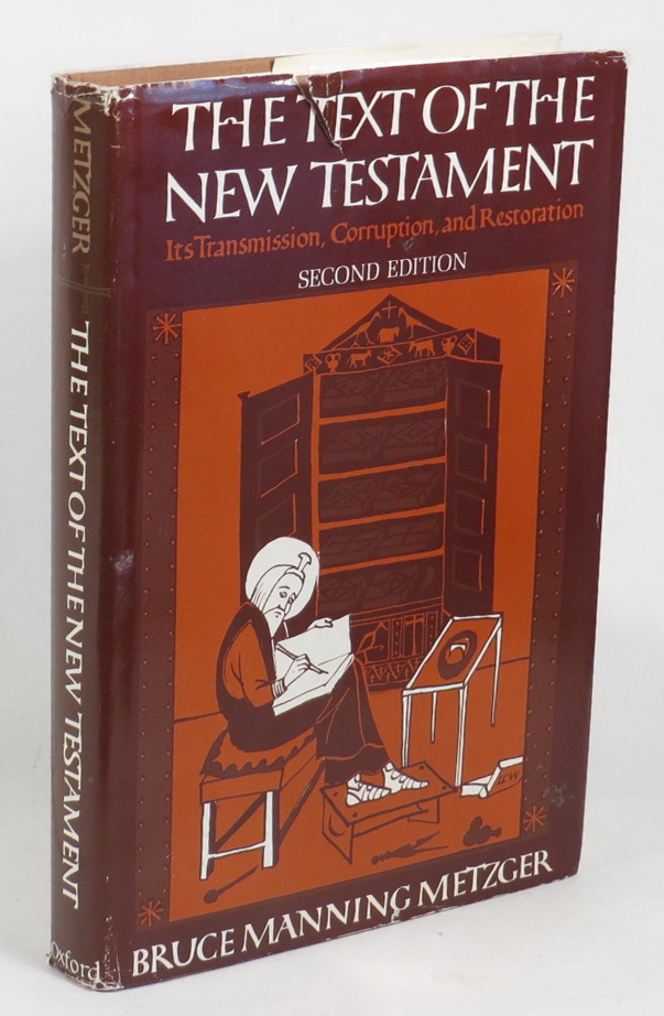 Image for The Text of the New Testament - Its Transmission, Corruption, and Restoration