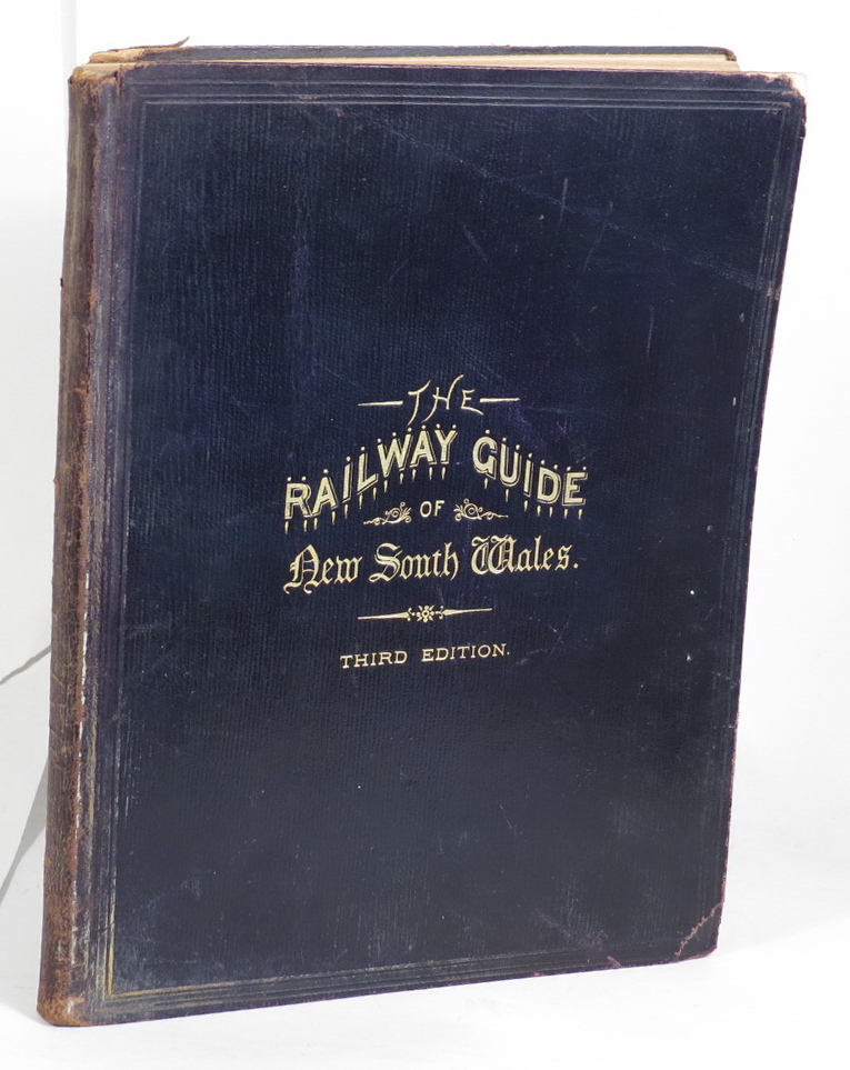 Image for The Railway Guide of New South Wales. (For the Use of Tourists, Excursionists, and Others.)