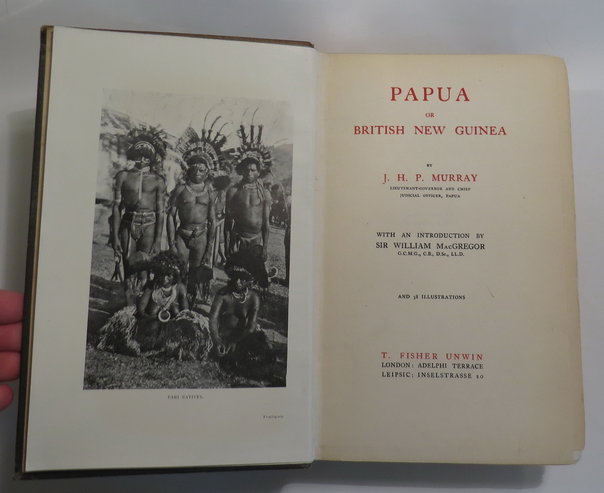 Image for Papua or British New Guinea