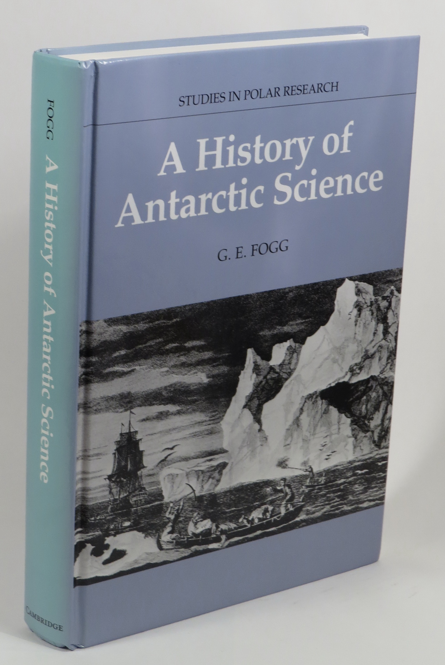 Image for A History of Antarctic Science