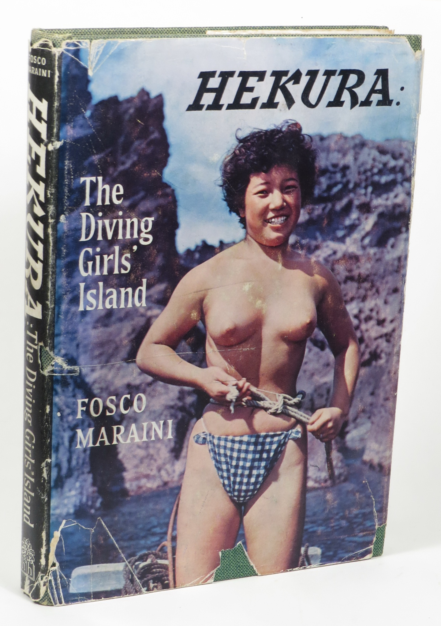 Image for Hekura: The Diving Girls' Island