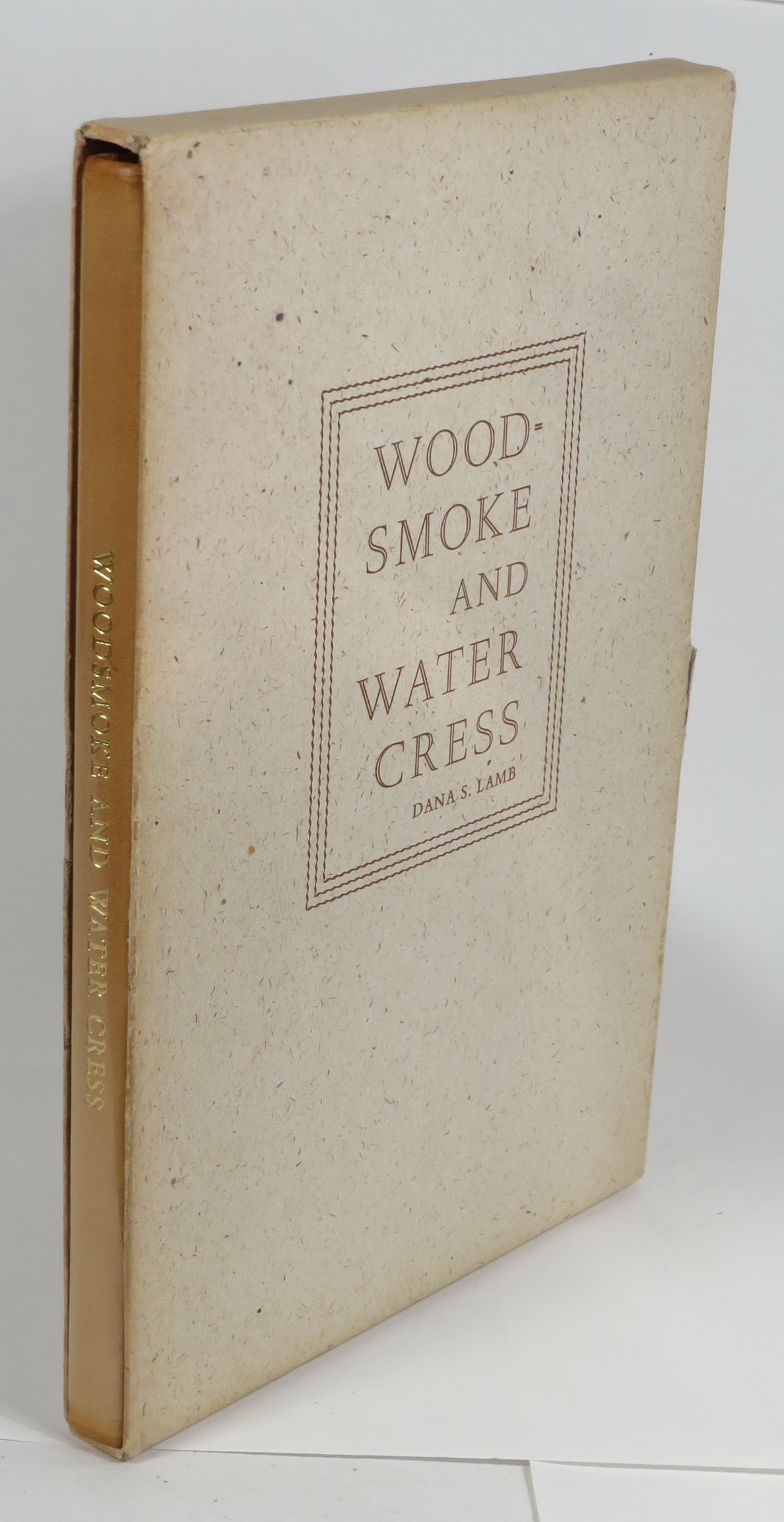 Image for Woodsmoke and Water Cress
