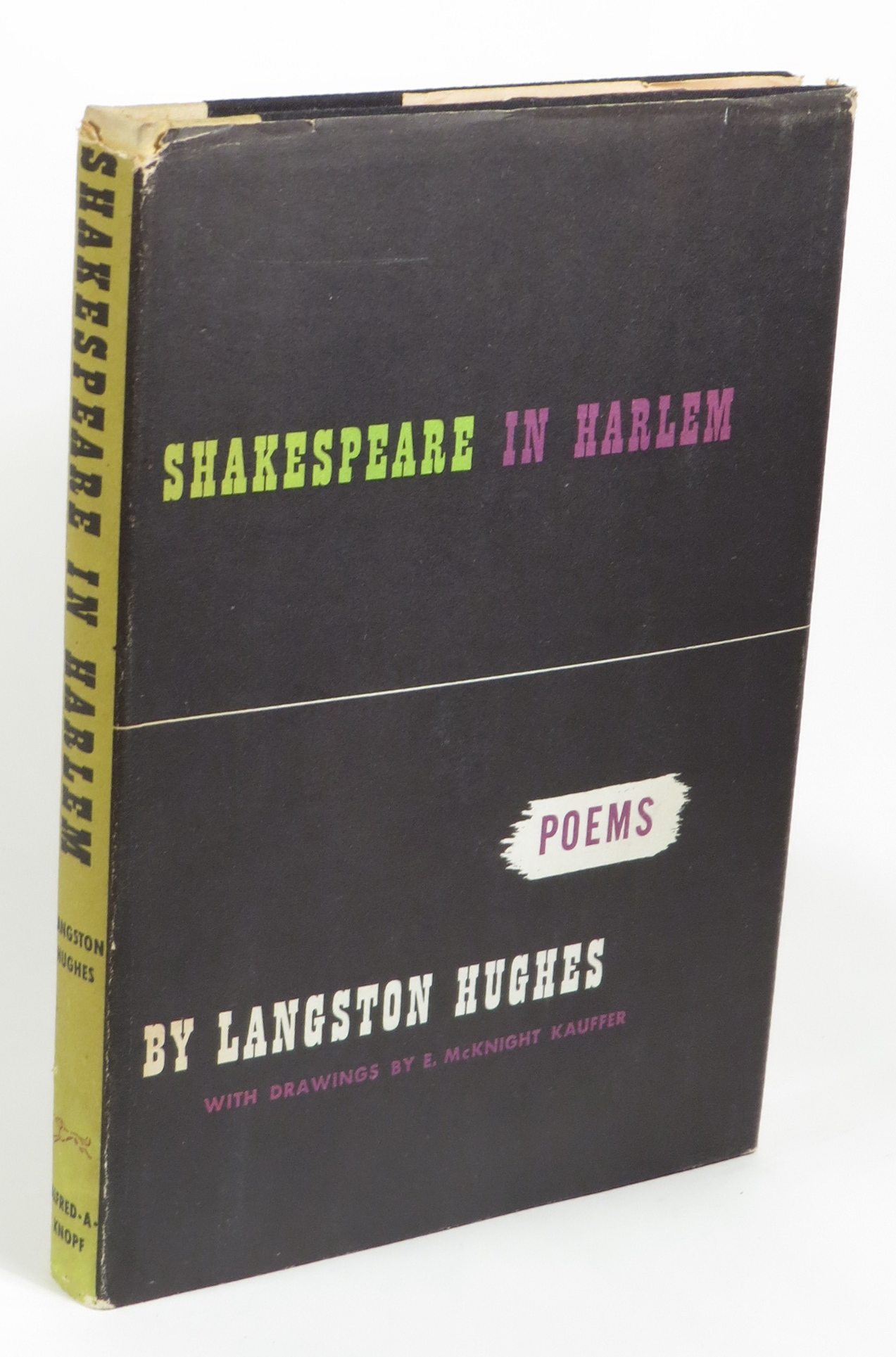Image for Shakespeare in Harlem