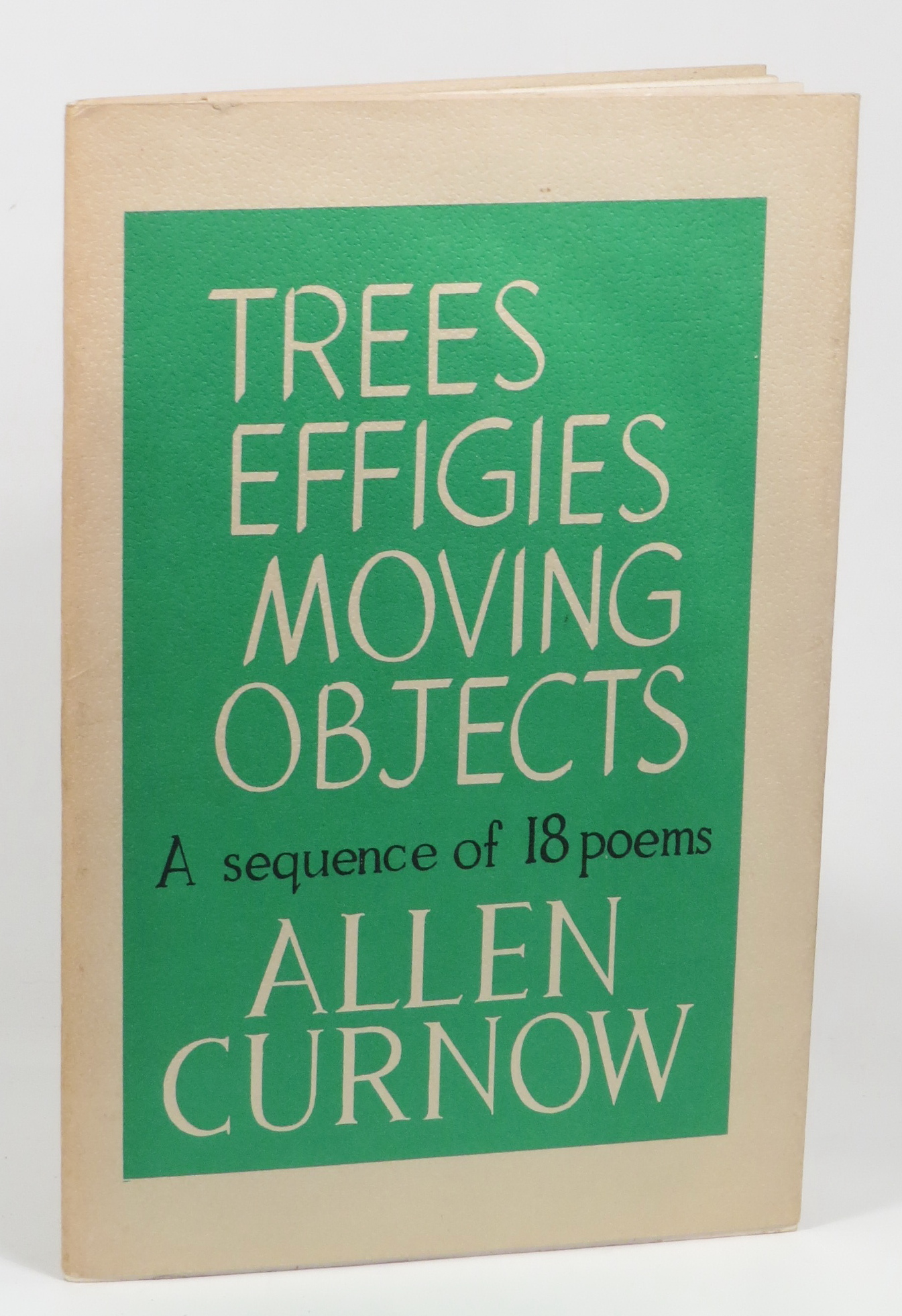 Image for Trees Effigies Moving Objects