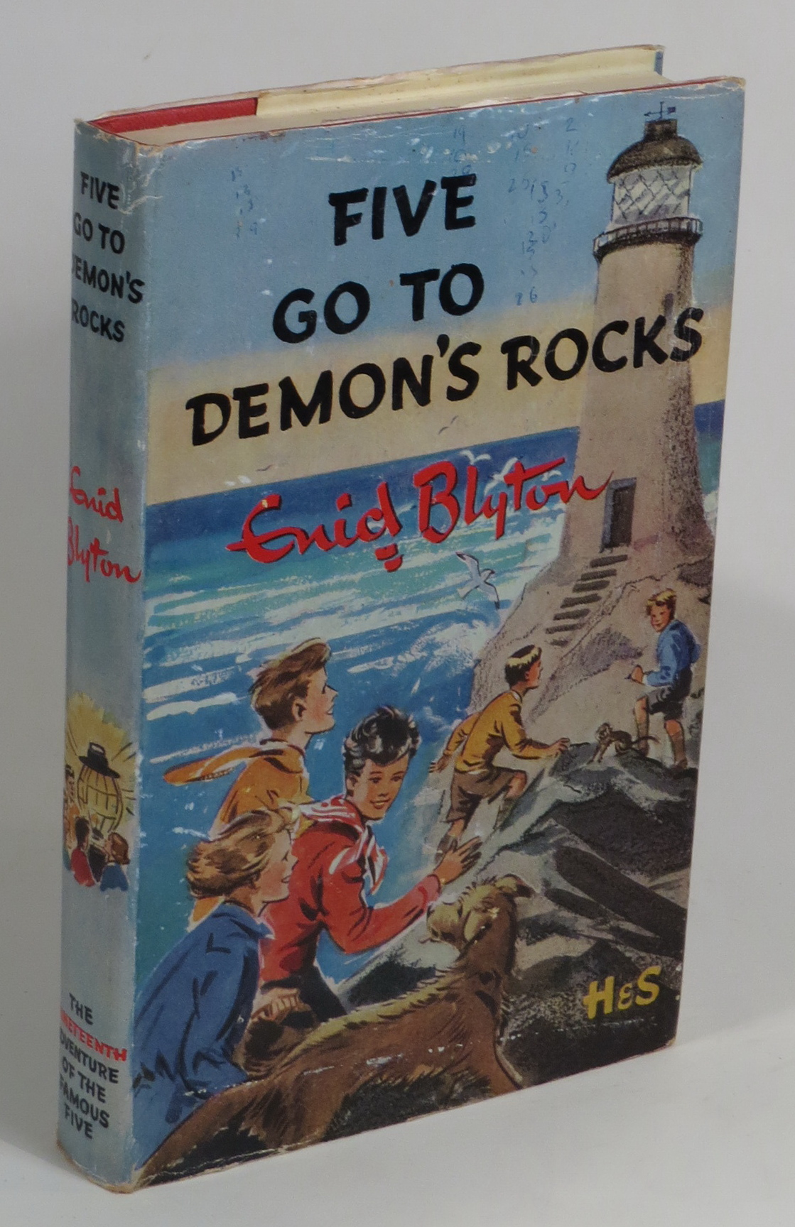 Image for Five Go To Demon's Rocks