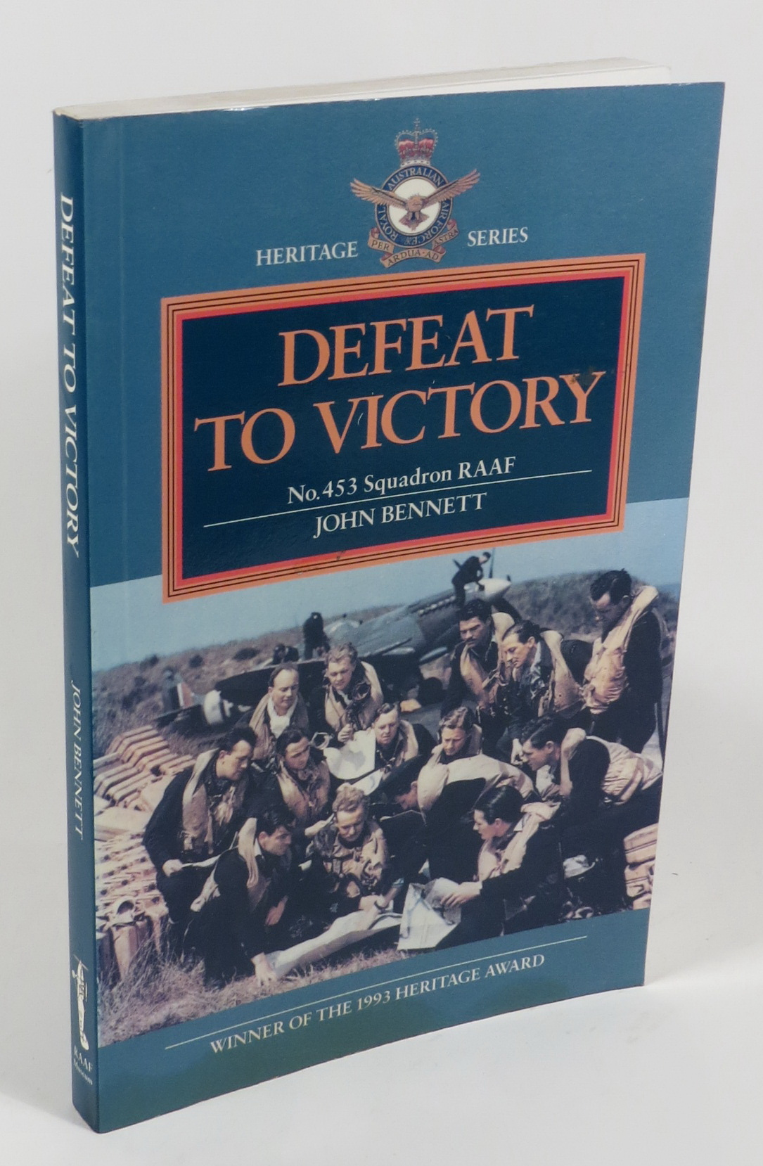 Image for Defeat to Victory - No. 453 Squadron RAAF