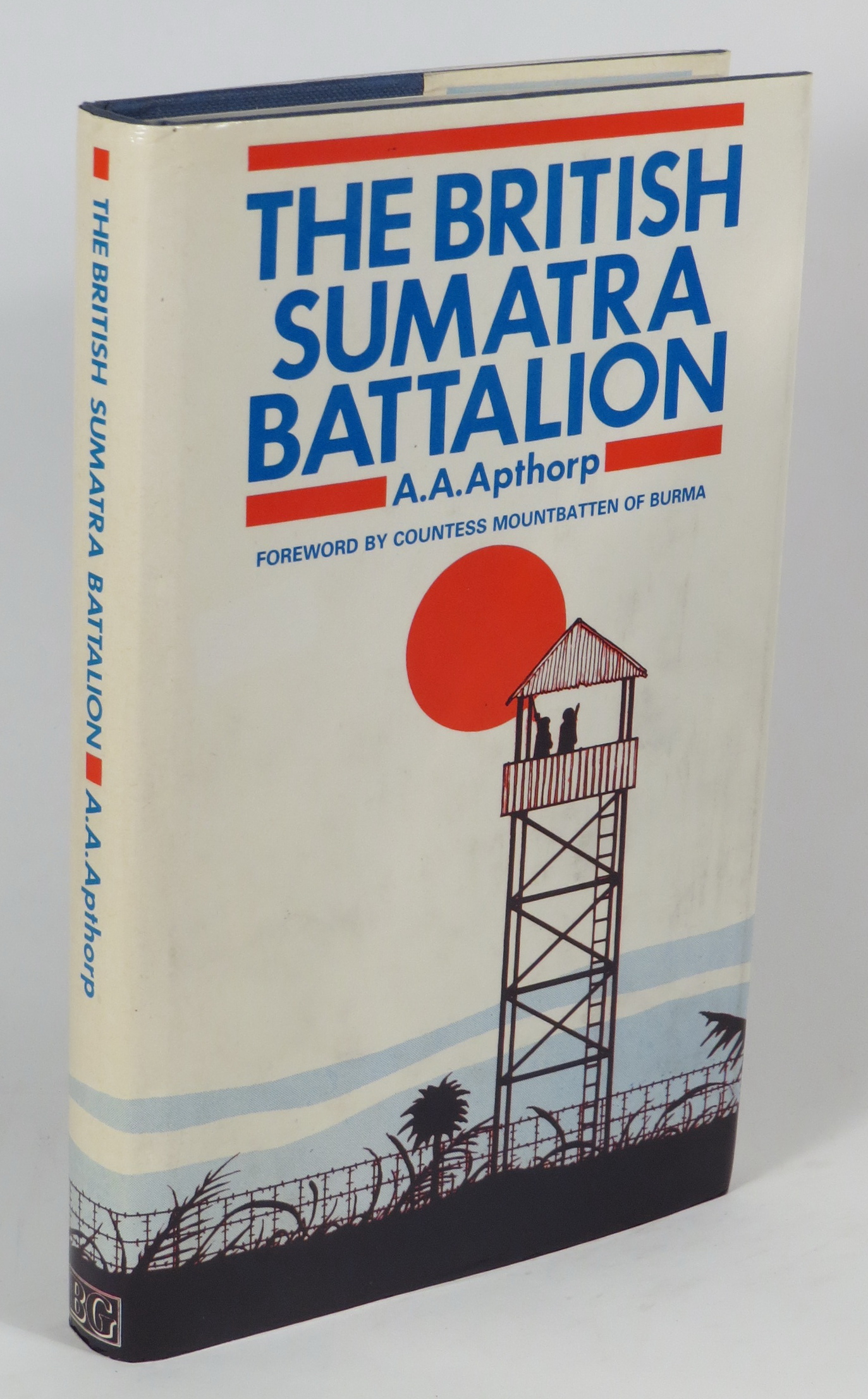 Image for The British Sumatra Battalion