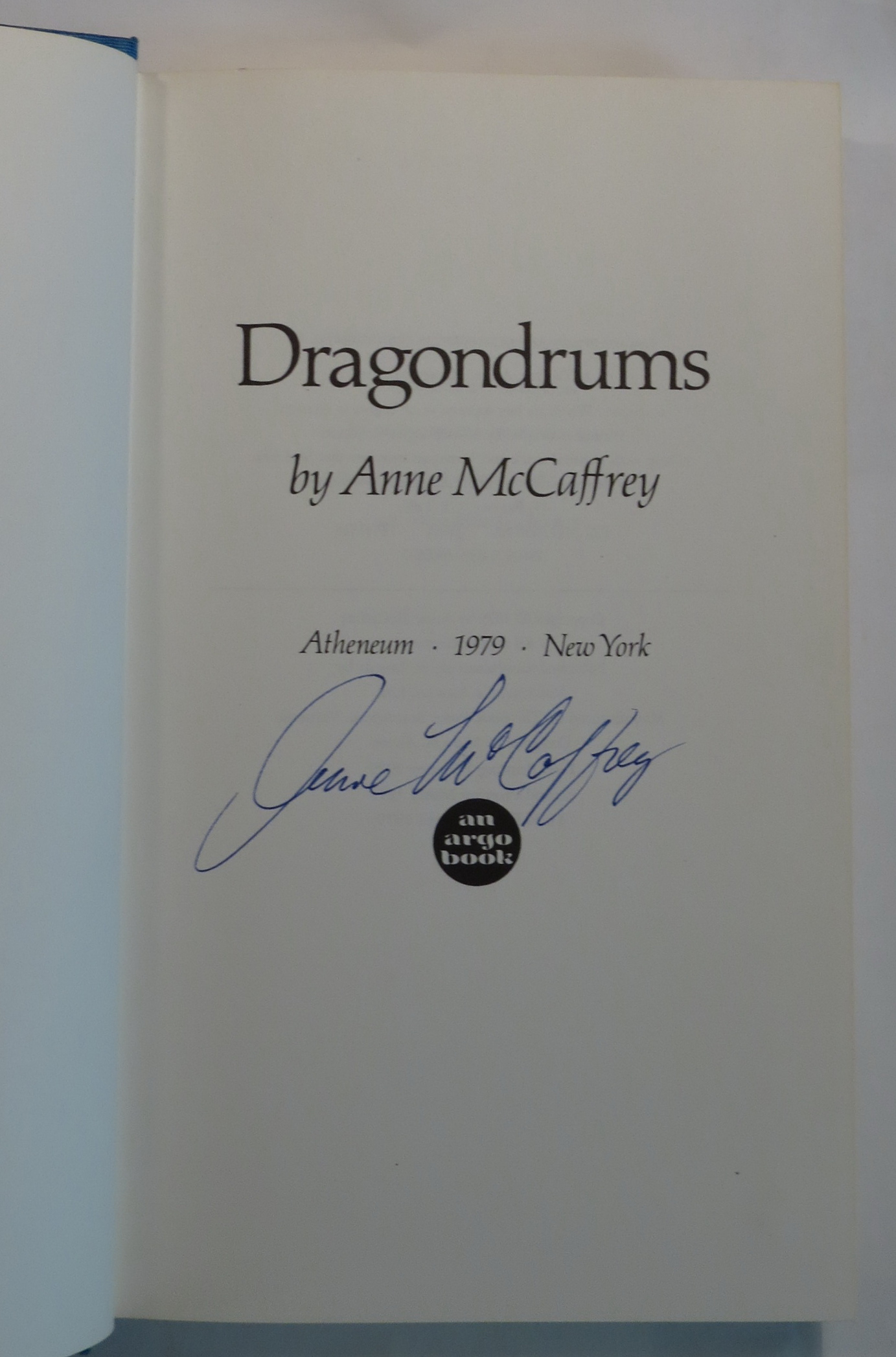 Image for Dragondrums