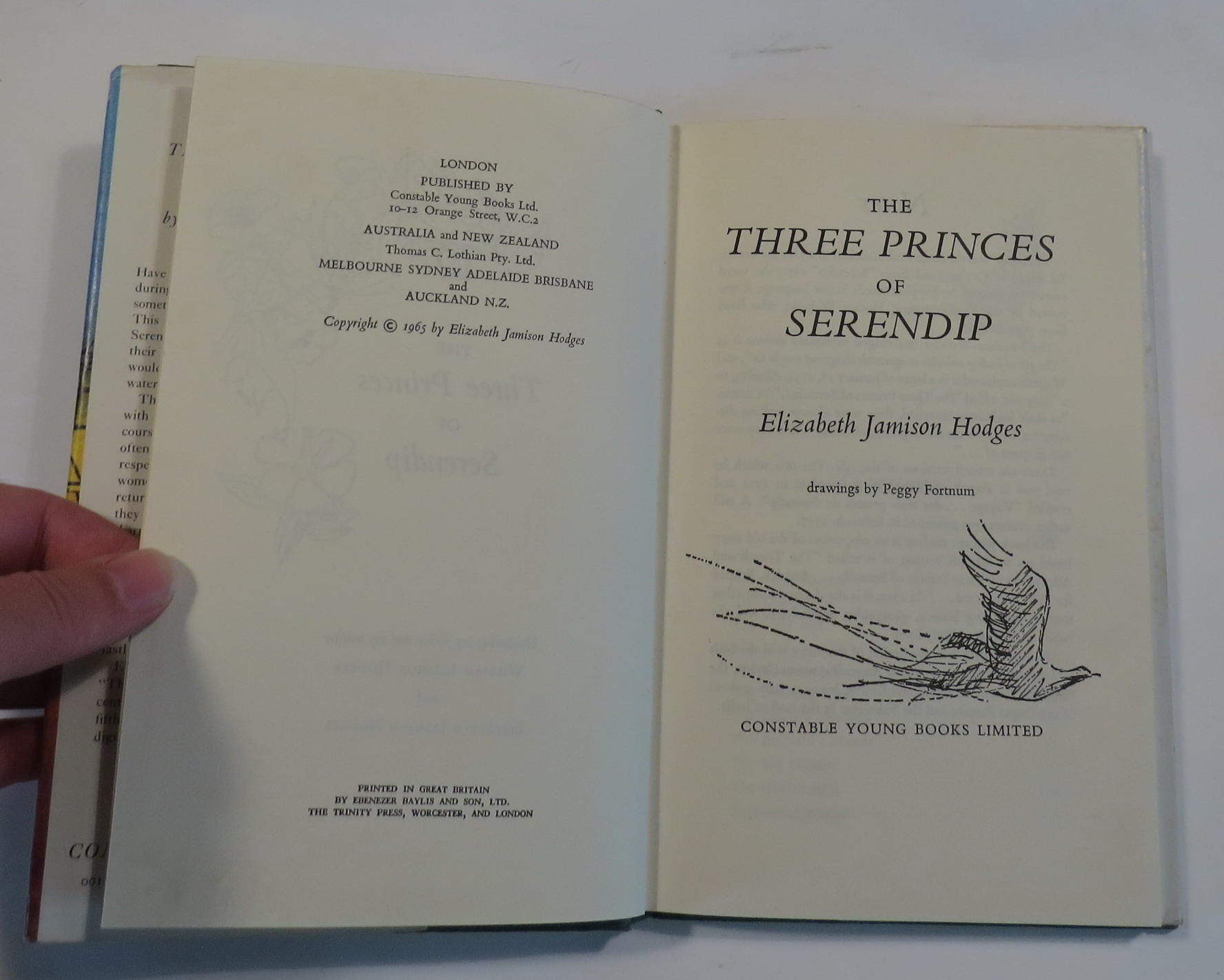 Image for The Three Princes of Serendip