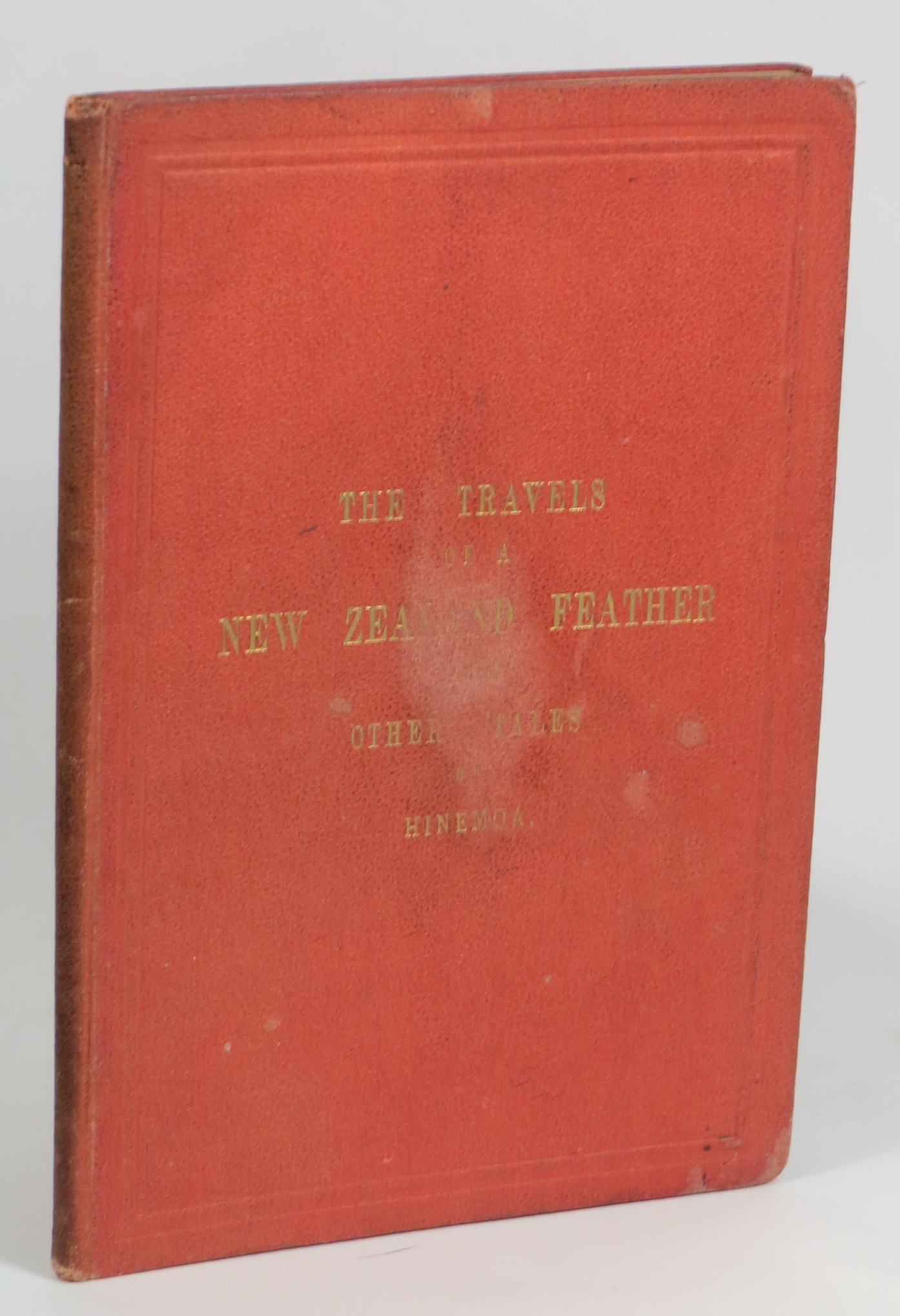 Image for The Travels of a New Zealand Feather and Other Tales