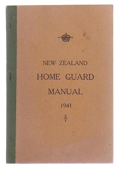 Image for New Zealand Home Guard Companion 1941