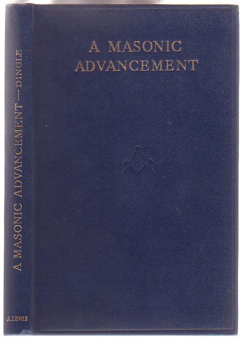 Image for A Masonic Advancement (One-Thousand-Two-Hundred-and-Twelve Items of Masonic Interest)