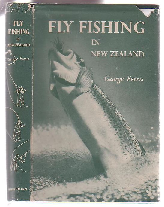 Image for Fly Fishing in New Zealand