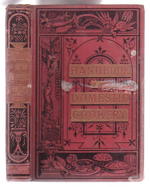 Image for Handbook of Domestic Cookery
