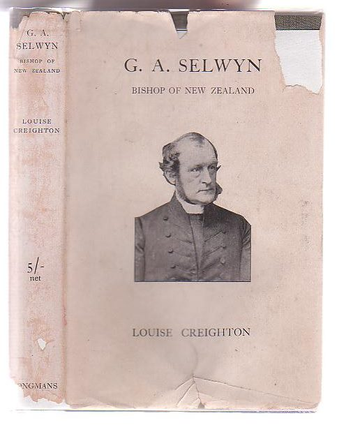 Image for G. A. Selwyn, D.D. Bishop of New Zealand and Lichfield
