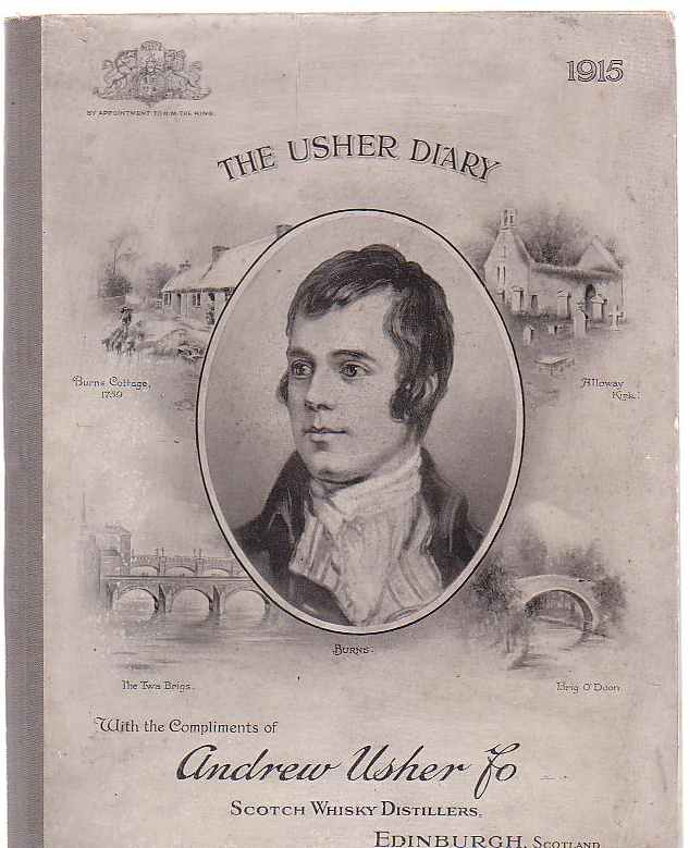 Image for The Usher Diary 1915