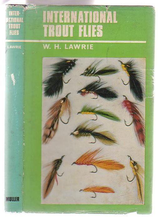Image for International Trout Flies