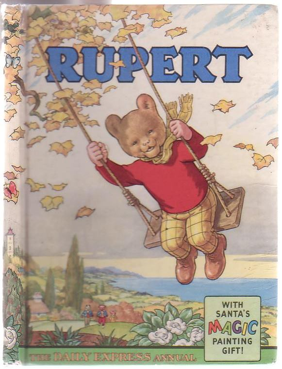 Image for Rupert Annual 1961
