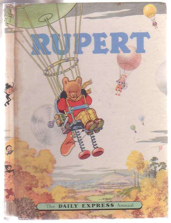 Image for Rupert Annual 1957