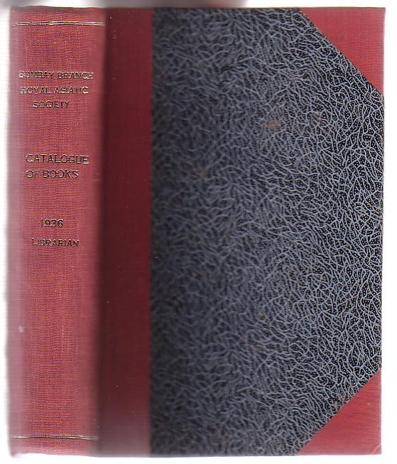 Image for Catalogue of Books Added to the Library during 1936 [bound with 7 similar issues for each year up until 1943]