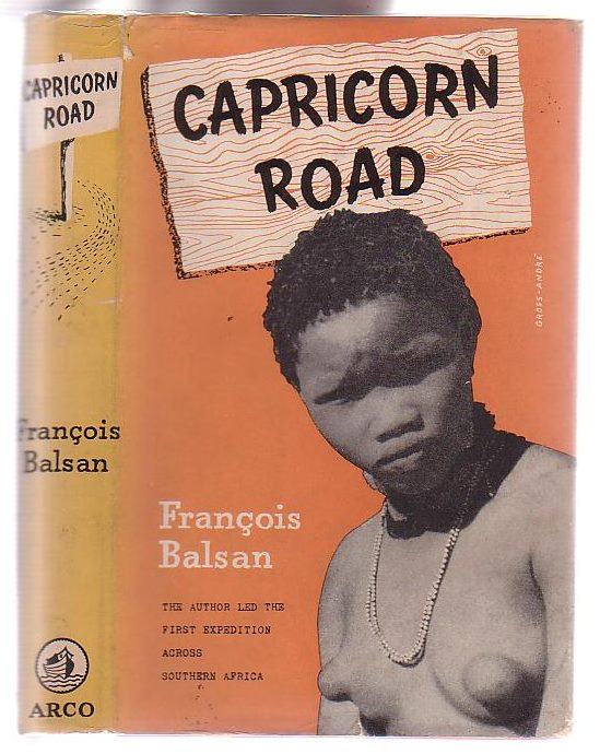 Image for Capricorn Road