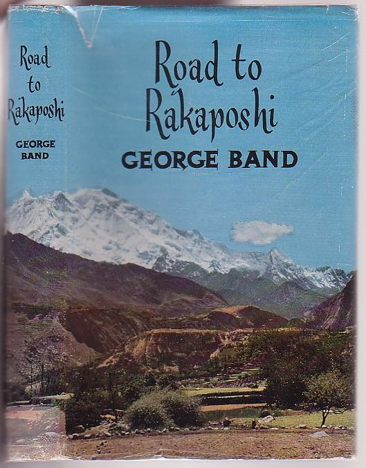 Image for Road to Rakaposhi