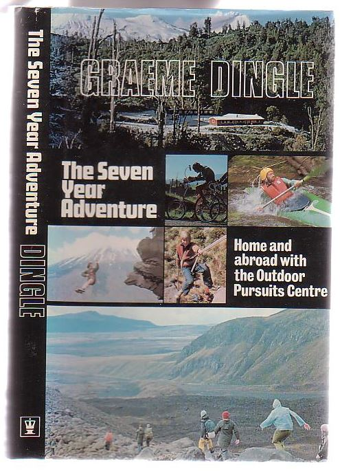 Image for The Seven Year Adventure