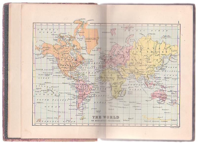 Image for Oliver and Boyd's Handy Atlas of the World