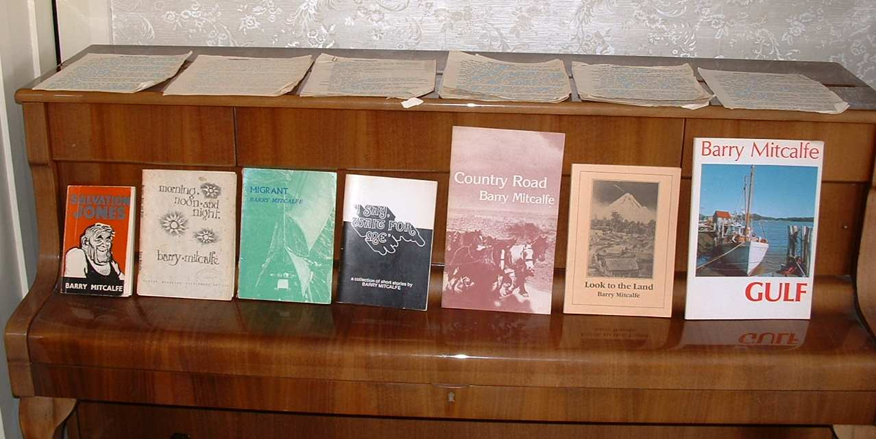 Image for Archive of 6 original typescripts of short stories + 4 inscribed titles + 3 others.