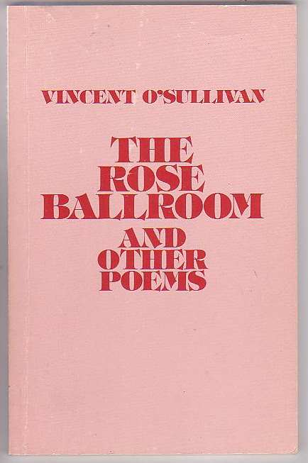 Image for The Rose Ballroom and Other Poems