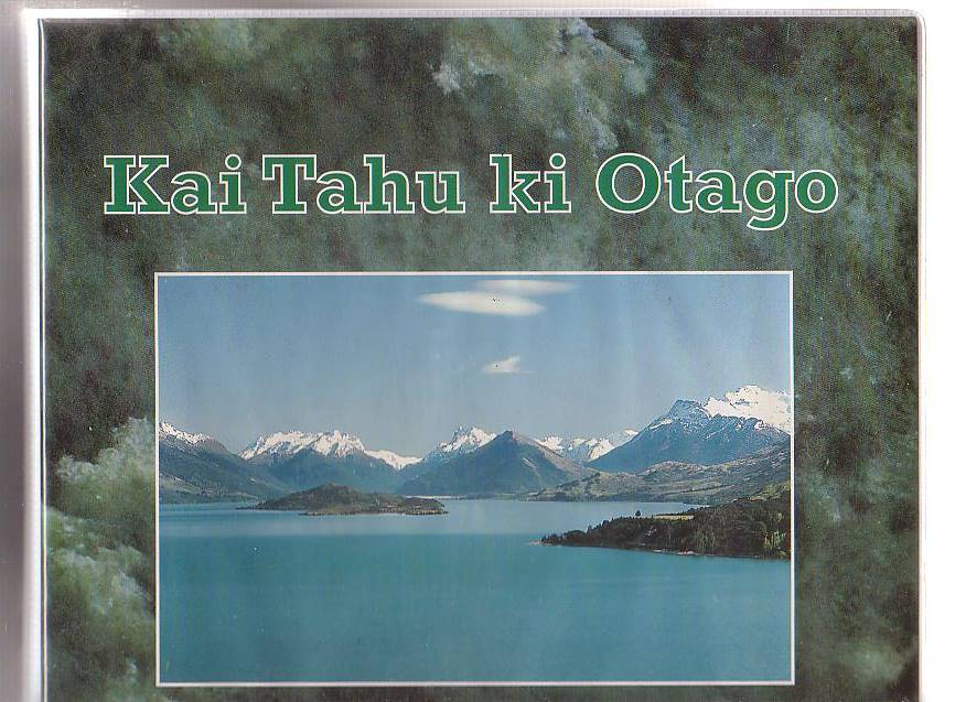 Image for Kai Tahu ki Otago Natural Resource Management Plan