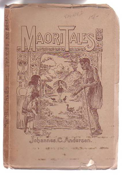 Image for Maori Tales
