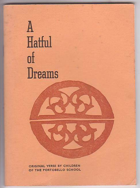 Image for A Hatful of Dreams: Original Verse by Children of the Portobello School