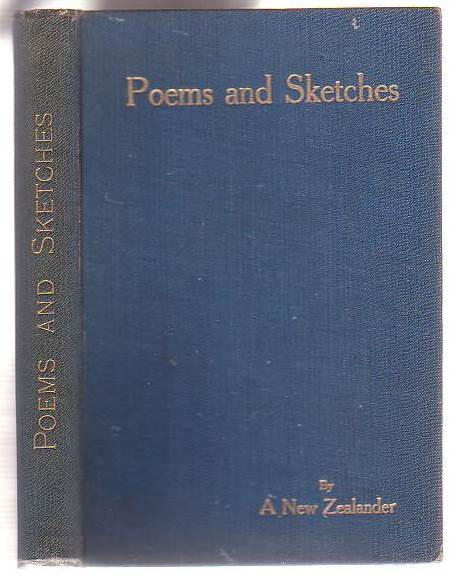 Image for Poems and Sketches: Grave and Humorous