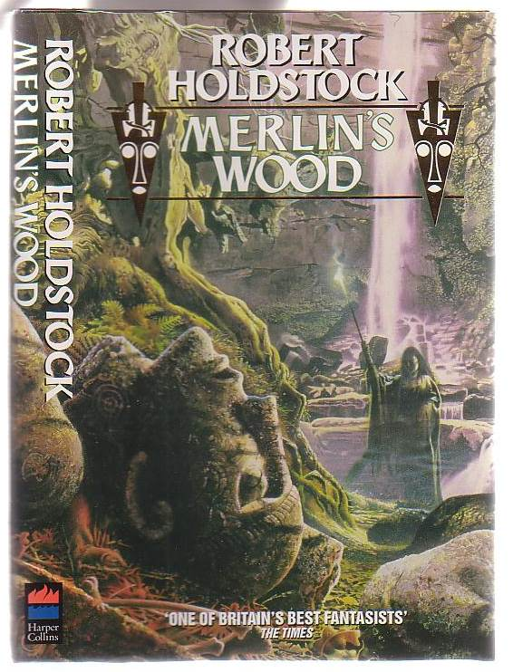 Image for Merlin's Wood or The Vision of Magic