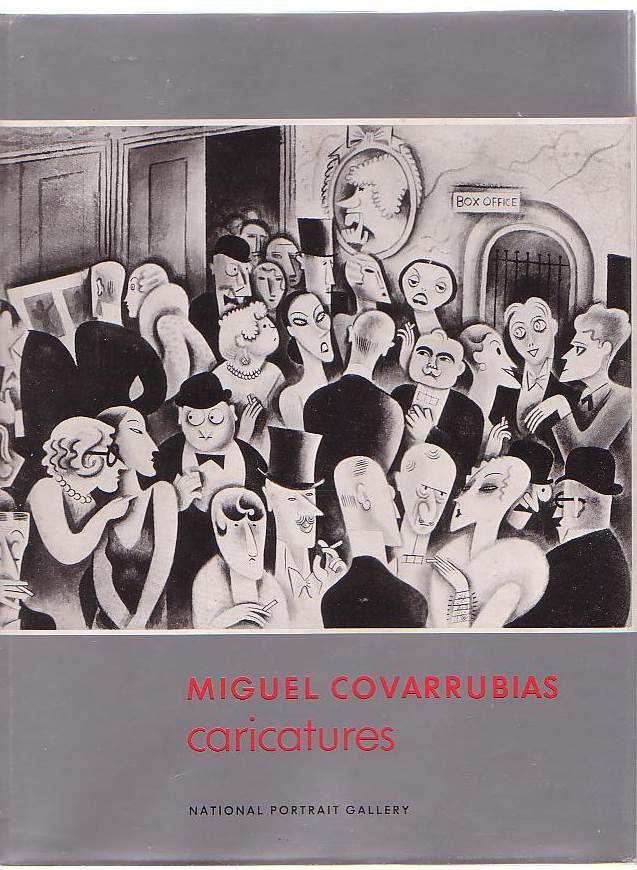 Image for Miguel Covarrubias Caricatures