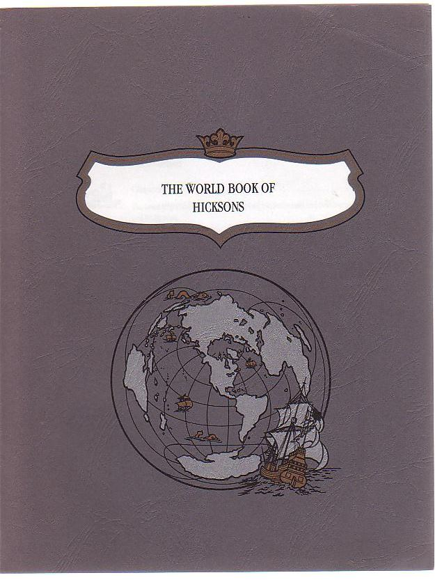 Image for The World Book of Hicksons
