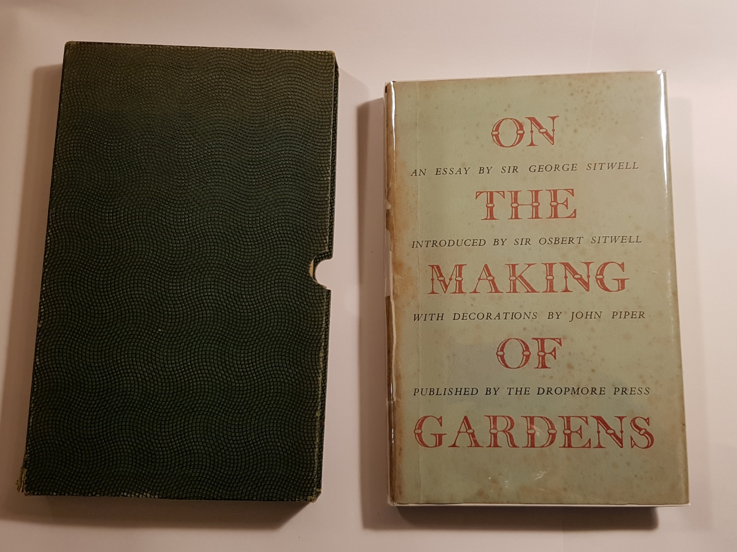 Image for On the Making of Gardens
