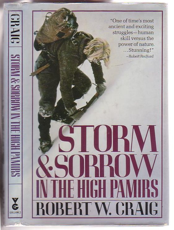 Image for Storm and Sorrow in the High Pamirs