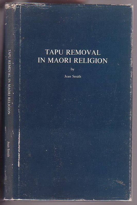 Image for Tapu Removal in Maori Religion