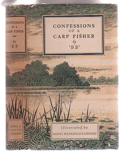 Image for Confessions of a Carp Fisher